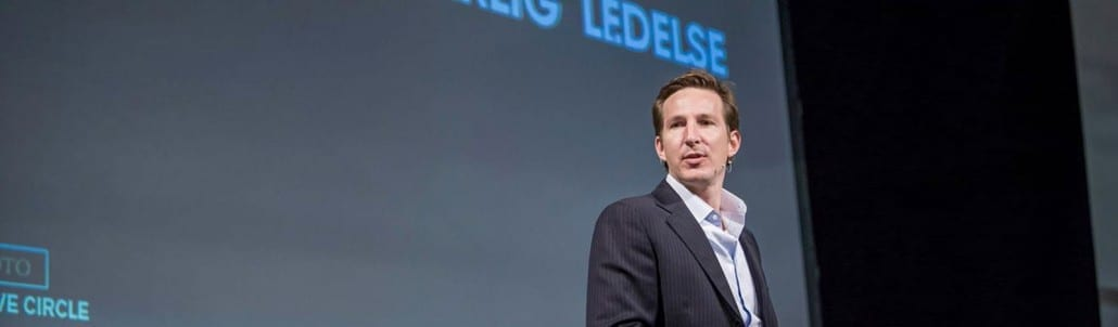 Christian Ørsted foredragsholder Den Nye Danske Kreativitet