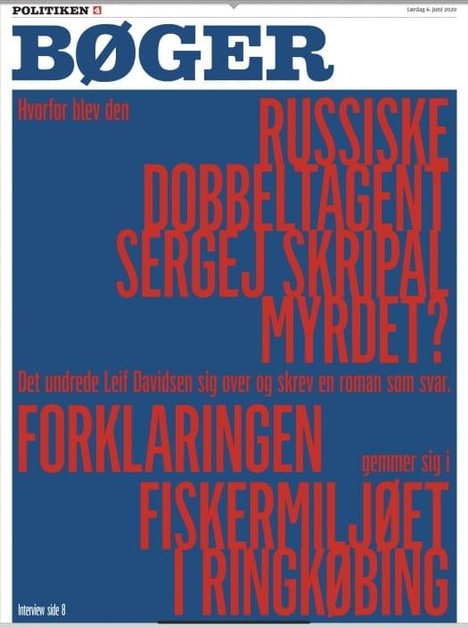 Politiken Bøger 6. juni 2020